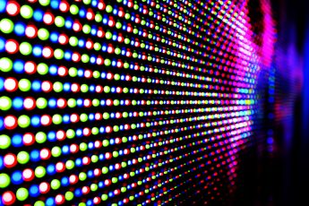 Led Lights In DIfferent Colors