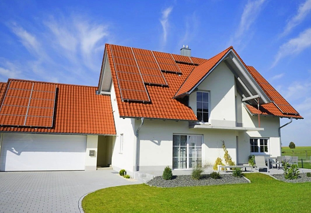 New Solar Panels Match Your Roof