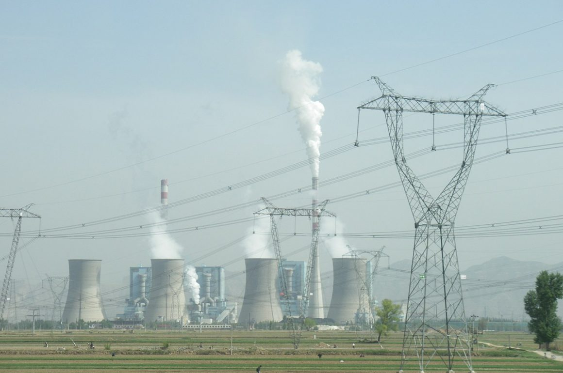 A Coal Power Plant
