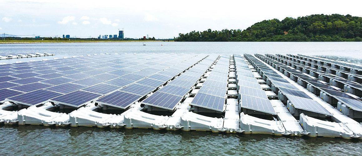 Solar on the Water: Will Floating Solar Panels Cause Problems for Waterways?
