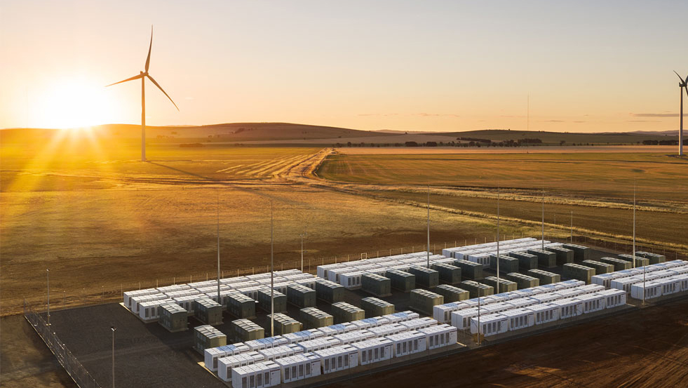 The Hornsdale Big Battery Upgrade Receives Regulatory Approval